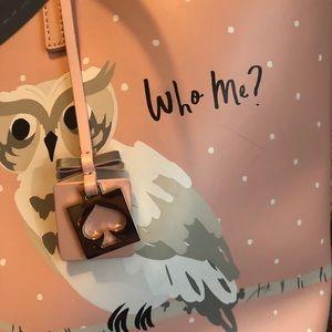 Kate spade Len owl tote